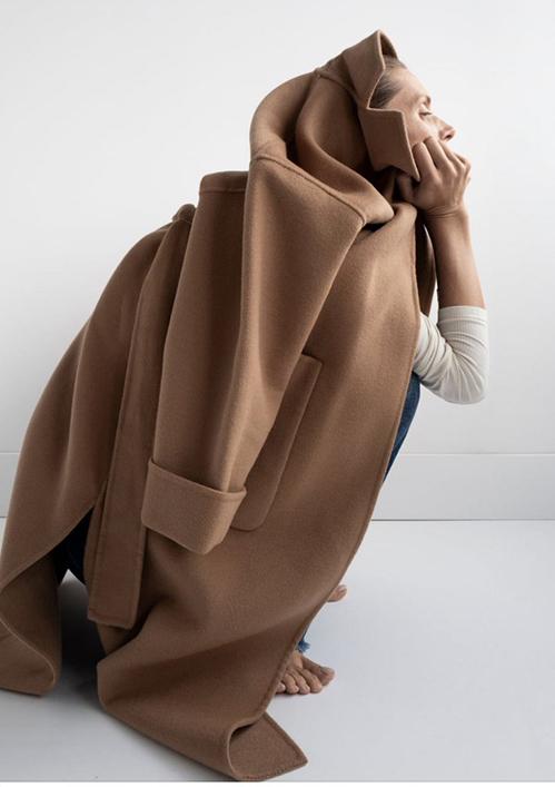 Bức ảnh người mẫu gây tranh cãi của Zara.