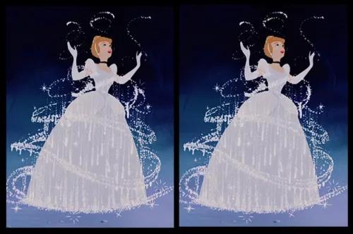 Nhìn các nhân vật Disney bạn có nhận ra điểm khác lạ? - 1