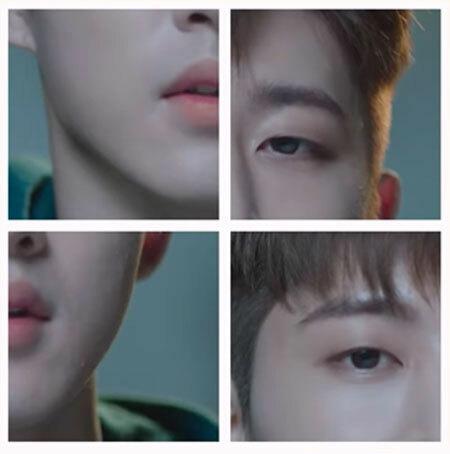 Trộn 4 mảnh ghép lộn xộn, bạn có biết đó là idol Kpop nào? (7) - 1