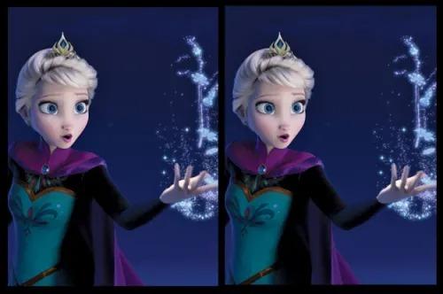 Nhìn các nhân vật Disney bạn có nhận ra điểm khác lạ? - 3