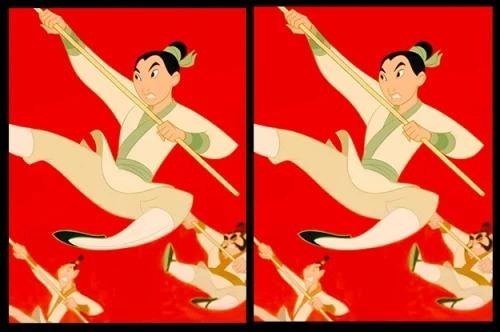 Nhìn các nhân vật Disney bạn có nhận ra điểm khác lạ? - 5