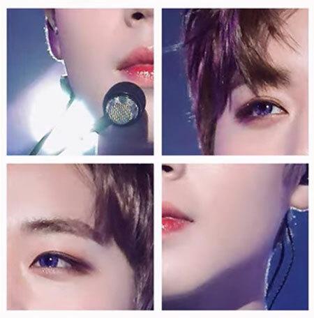 Trộn 4 mảnh ghép lộn xộn, bạn có biết đó là idol Kpop nào? (7) - 5