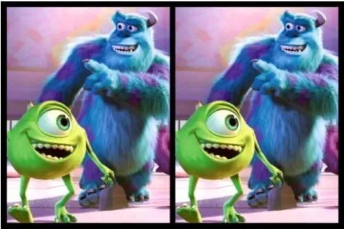 Nhìn các nhân vật Disney bạn có nhận ra điểm khác lạ? - 6