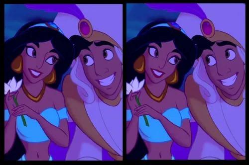 Nhìn các nhân vật Disney bạn có nhận ra điểm khác lạ? - 7