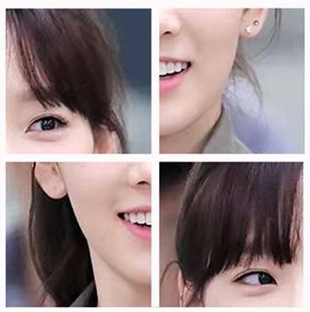 Trộn 4 mảnh ghép lộn xộn, bạn có biết đó là idol Kpop nào? (7) - 8