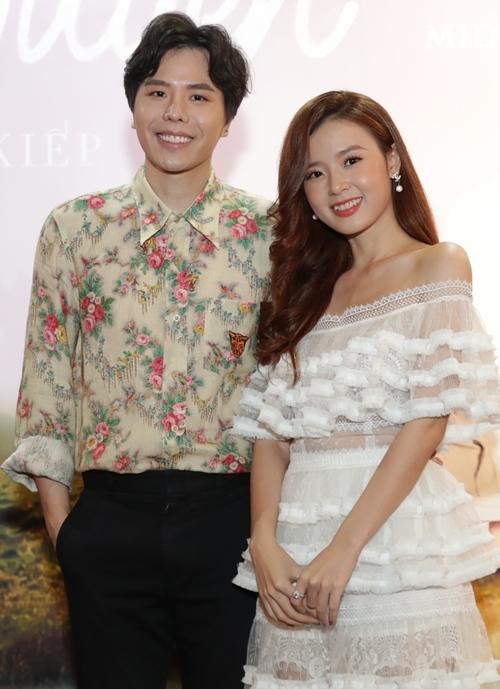 Midu - Trịnh Thăng Bình - cặp ngôn tình mới trên màn ảnh.