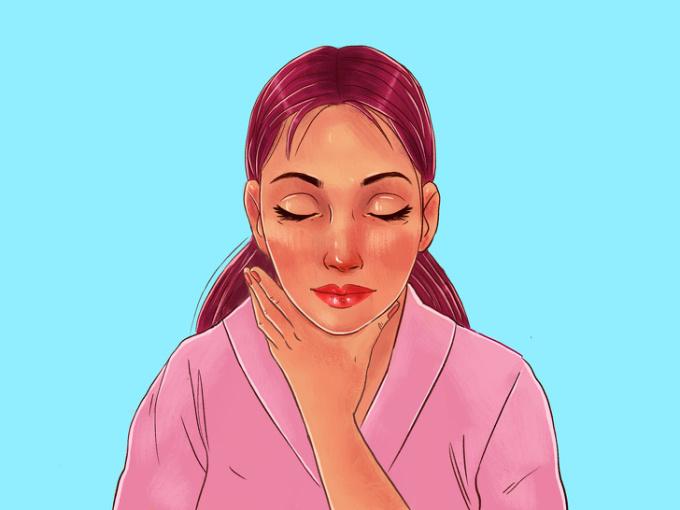 <p> <strong>Bước 10: Cổ</strong><br /> Cuối cùng, để chống nếp nhăn và ngấn cổ, bạn đặt hai bàn tay ở giữa cổ, sau đó vuốt nhẹ từ giữa về phía sau gáy với một lực vừa đủ. Thực hiện 3 lần.<br /> Luyện tập đều đặn phương pháp này ở nhà sẽ giúp bạn có một làn da căng bóng, mịn màng và tránh những nếp nhăn trên gương mặt.</p>