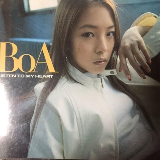 Single Listen To My Heart (2002) của BoA đạt thành công lớn tại Nhật Bản.