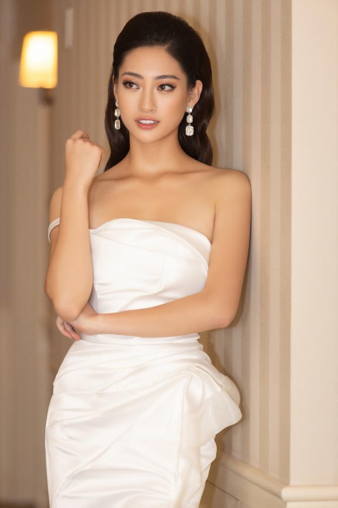 <p> Người đẹp Cao Bằng đang chuẩn bị để tham dự Miss World vào cuối năm nay.</p>