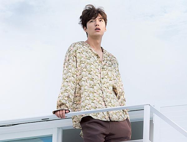 Năm 2016, Lee Min Ho tiếp tục vào vai một công tử giàu có.