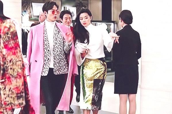 Những lần mua sắm không tiếc tiền của Heo Joon Jae.