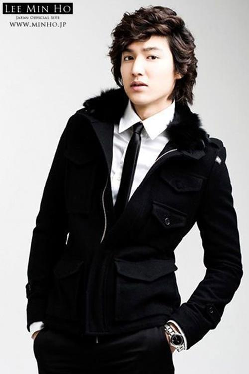 Goo Jun Pyo là vai diễn đầu tay của Lee Min Ho.