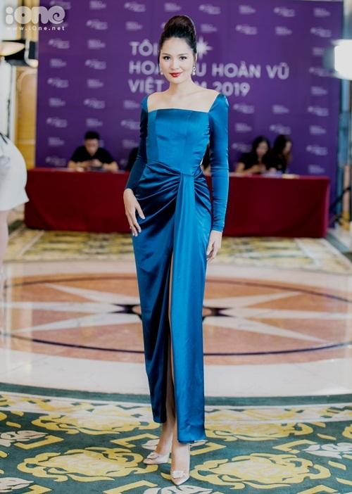 Hương Giang cho biết thời gian qua, cô hạn chế xuất hiện trong các sự kiện của làng giải trí để dành thời gian cho gia đình, công việc kinh doanh và các hoạt động cộng đồng.