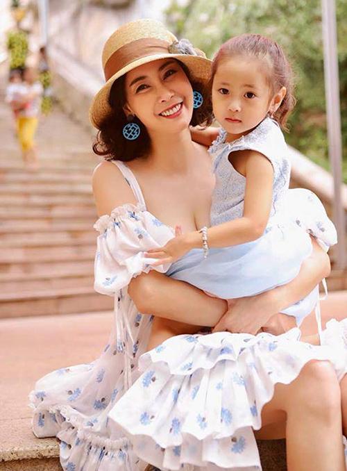 Con gái ra dáng hoa hậu tương lai của Hà Kiều Anh - 8