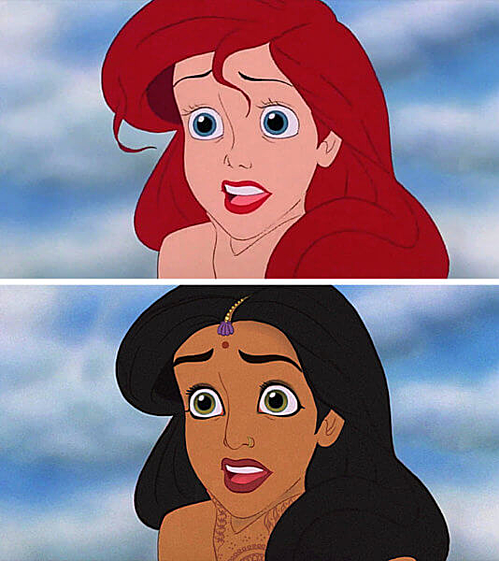 Nàng tiên cá - Ariel.