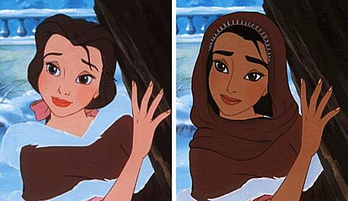 Người đẹp và Quái vật - Belle.