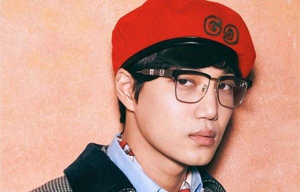 Kai (EXO) vừa trở thành đại sứ toàn cầu người Hàn Quốc đầu tiên của Gucci.