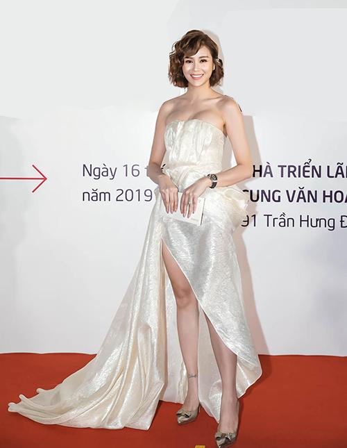 Hoa hậu Điện ảnh 2016 Sella Trương.