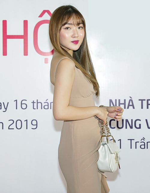 Beauty blogger Chloe Nguyễn.