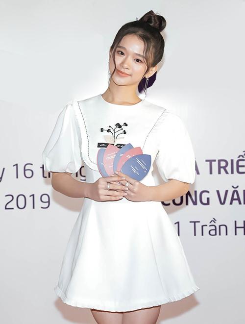 Hot girl Linh Ka.