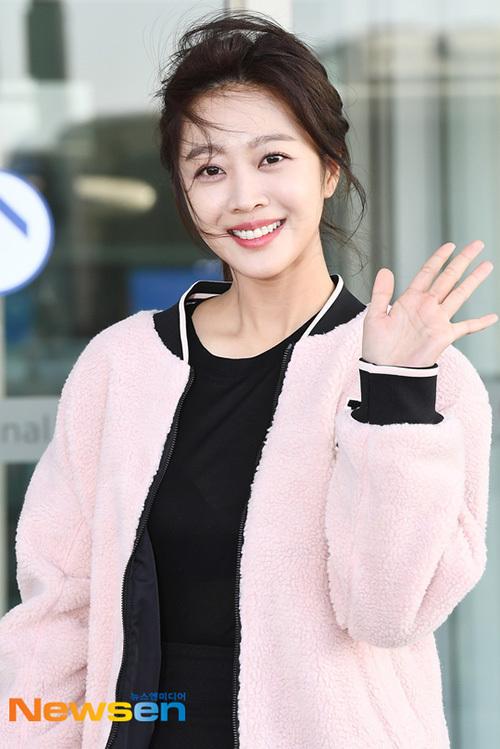 Nữ diễn viên Jo Boa.