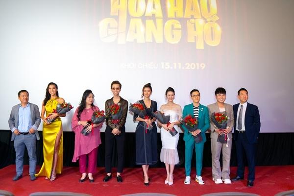 Phim dự kiến được khởi chiếu trên toàn quốc vào ngày 15/11.