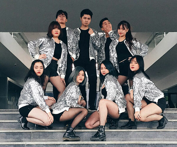 Lĩnh vực hoạt động chính của nhóm đó là Dance Choreography, Dance Cover.