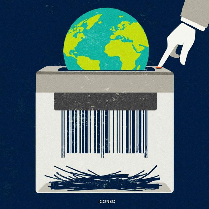 <p> Trái Đất của chúng ta - hành tinh xanh - sẽ dần biến mất dưới bàn tay con người.</p>