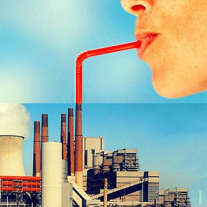 <p> Những nhà máy sản xuất công nghiệp ngày càng tăng, tình trạng ô nhiễm không khí đang đến mức báo động, sức khỏe của con người suy yếu... bạn nghĩ sao về vấn đề này?</p>