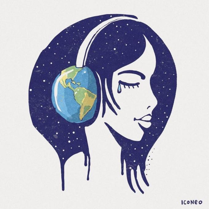 <p> Đến một lúc nào đó, bạn chỉ thấy một Trái Đất xanh qua những bức ảnh, ký ức.</p>