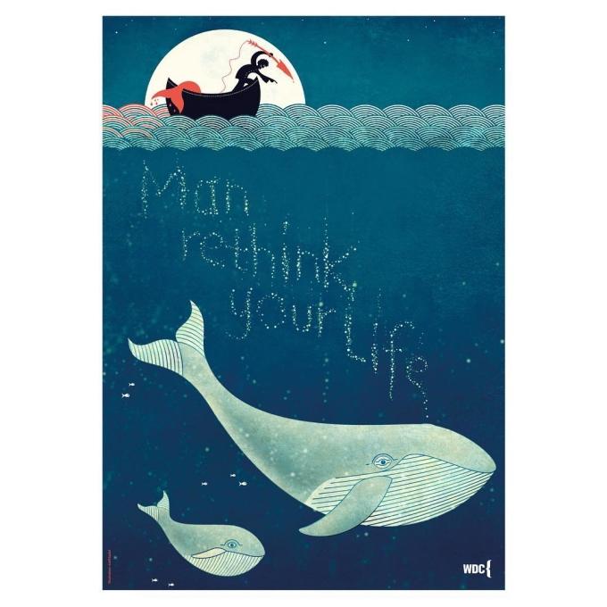 <p> Những cuộc đánh bắt cá voi tàn ác của con người khiến loài vật này đứng trước nguy cơ tuyệt chủng.</p>