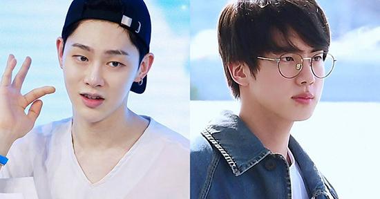 Jin (BTS) bị một hậu bối nói là kẻ tính toán chi li - 1