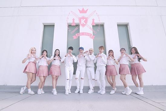 5 nhóm nhảy cover nhạc Kpop nổi tiếng ở châu Á - 2