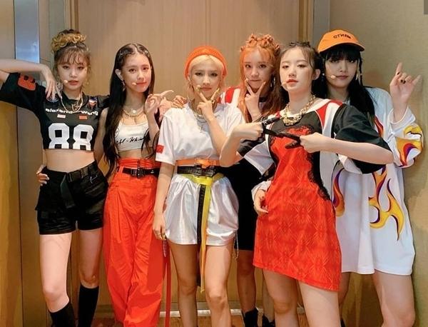 6 cô gái cá tính nhà Cube - (G)I-DLE.