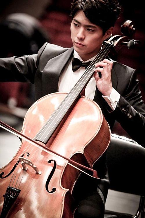 Vai thiên tài cello giúp Park Bo Gum nổi tiếng.