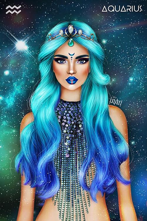 Gợi ý kiểu làm tóc và makeup ấn tượng theo 12 cung hoàng đạo - 10