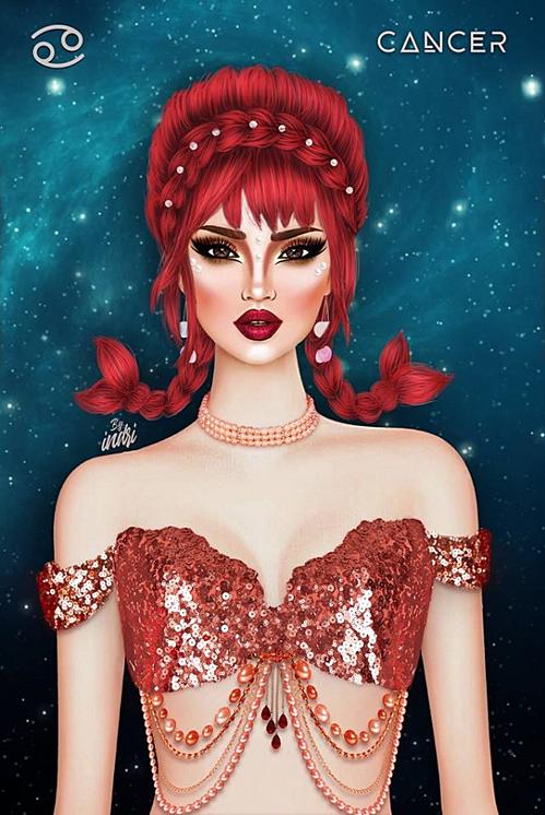 Gợi ý kiểu làm tóc và makeup ấn tượng theo 12 cung hoàng đạo - 3