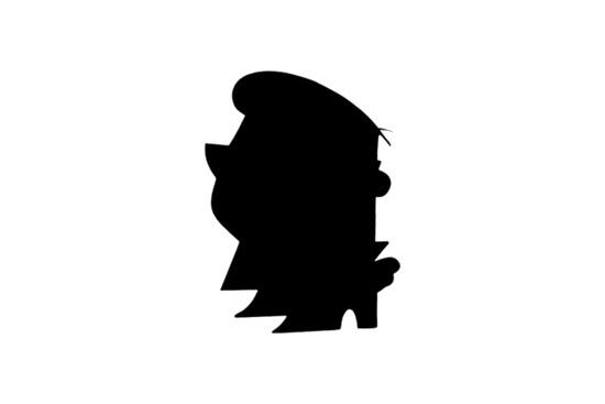 Nhìn bóng đoán nhân vật hoạt hình nổi tiếng - 7