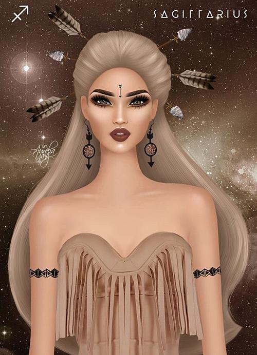 Gợi ý kiểu làm tóc và makeup ấn tượng theo 12 cung hoàng đạo - 8