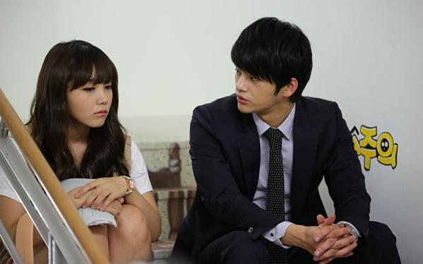 Đôi bạn thân  Sung Si Won và Yoon Yoon Jae của Reply 1997.