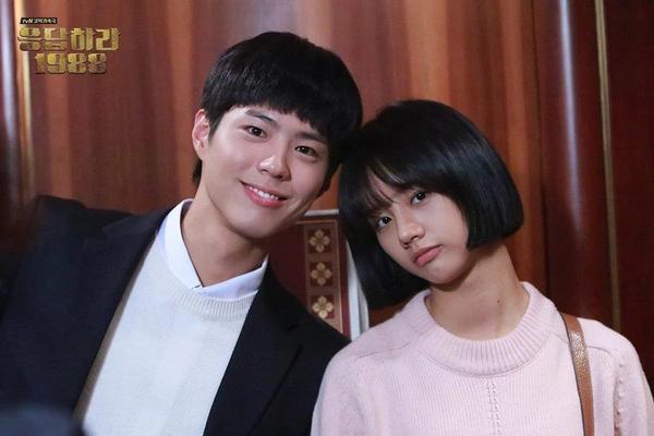 Chuyện tình yêu giữa Taek (Park Bo Gum) và cô bạn ngố Duk Sun (Hye Ri) để lại nhiều tiếc nuối.