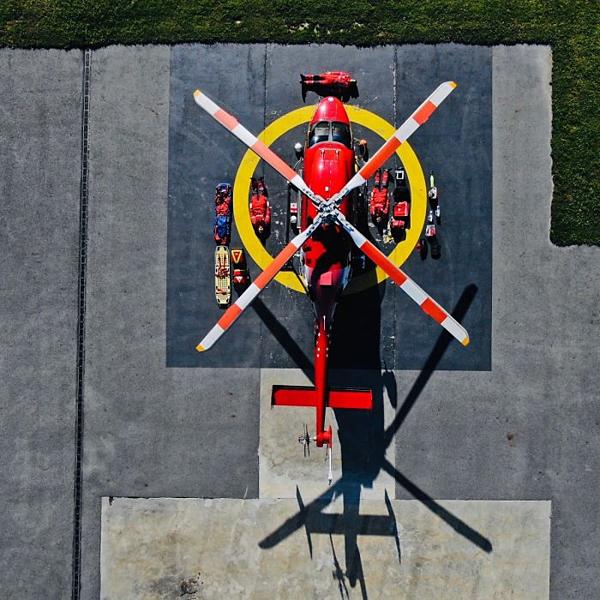 Đội cứu hộ bằng trực thăng Air Zermatt,Thụy Sĩ