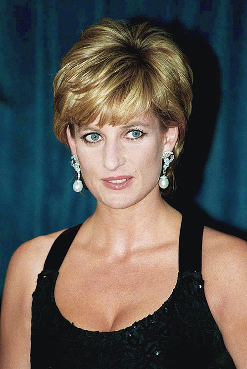 Công nương Diana.