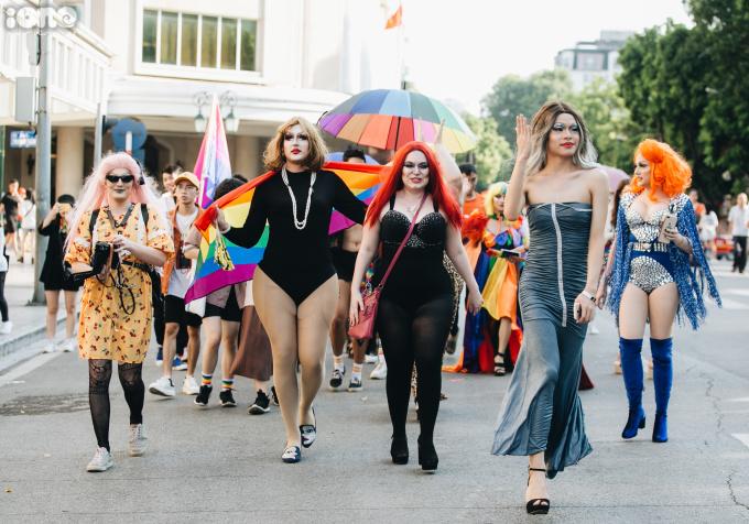 <p> Năm 2019 là lần thứ 8 Hanoi Pride diễn ra. Hanoi Pride đã trở thành một sự kiện thường niên kêu gọi xóa bỏ định kiến, phân biệt đối xử đối với cộng đồng giới tính thứ ba tại Việt Nam.</p>