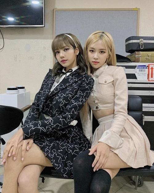 Lisa và Rosé