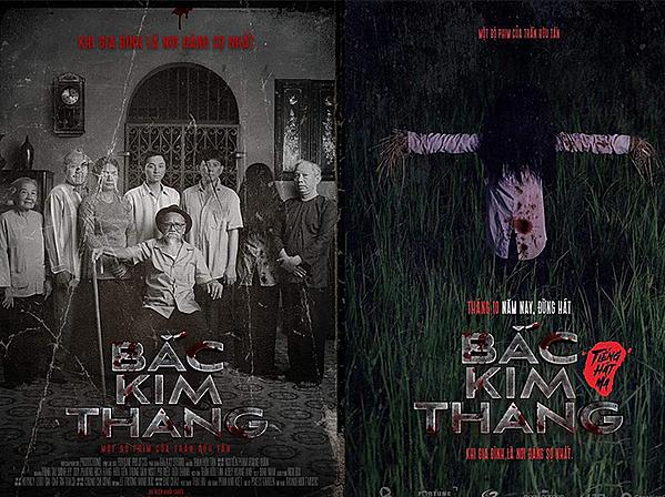 Hai poster phim gây tò mò cho khán giả.