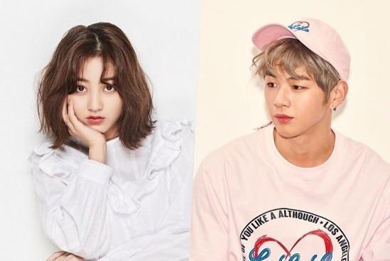 Ji Hyo xác nhận hẹn hò cùng Kang Daniel.