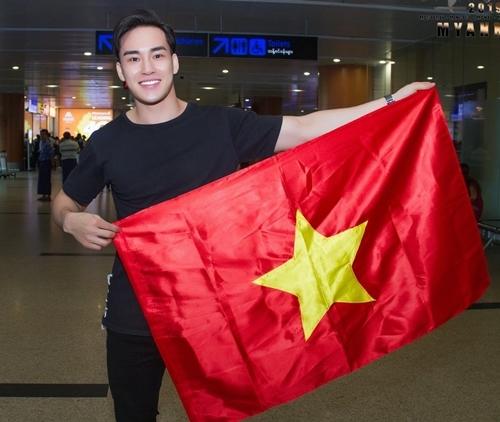 Body cuồn cuồn múi của 9x Việt giành Á vương thế giới - 11