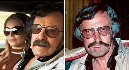 Tạo hình vai cameo của Stan Lee trong Avengers: Endgame dựa trên diện mạo thật của ông hồi thập niên 70.