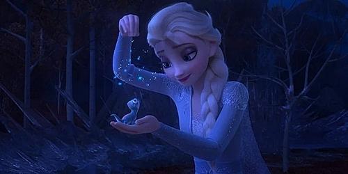 Frozen 2 tung trailer như phim hành động - 1